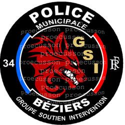 POLICE MUNICIPALE BÉZIERS GSI