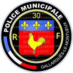 POLICE MUNICIPALE GALLARGUES-LE-MONTUEUX