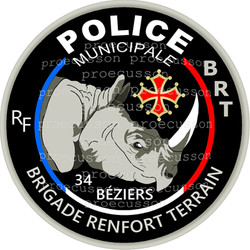 POLICE MUNICIPALE BÉZIERS BRT