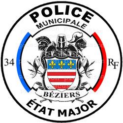 POLICE MUNICIPALE BÉZIERS ÉTAT MAJOR