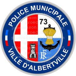 POLICE MUNICIPALE ALBERTVILLE