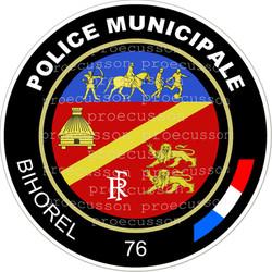 POLICE MUNICIPALE BIHOREL