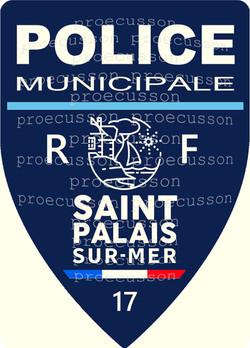 POLICE MUNICIPALE SAINT-PALAIS-SUR-MER