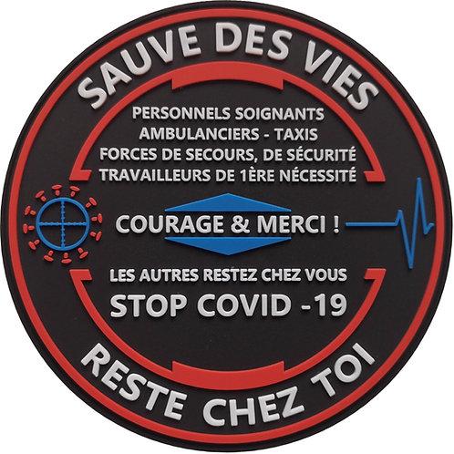 SAUVE DES VIES - 1 - PVC