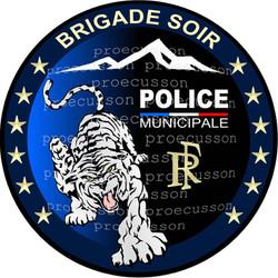 POLICE MUNICIPALE BRIGADE SOIR