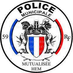 POLICE MUNICIPALE MUTUALISÉE HEM