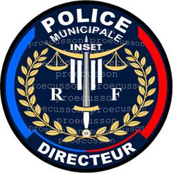 POLICE MUNICIPALE DPM DIRECTEUR