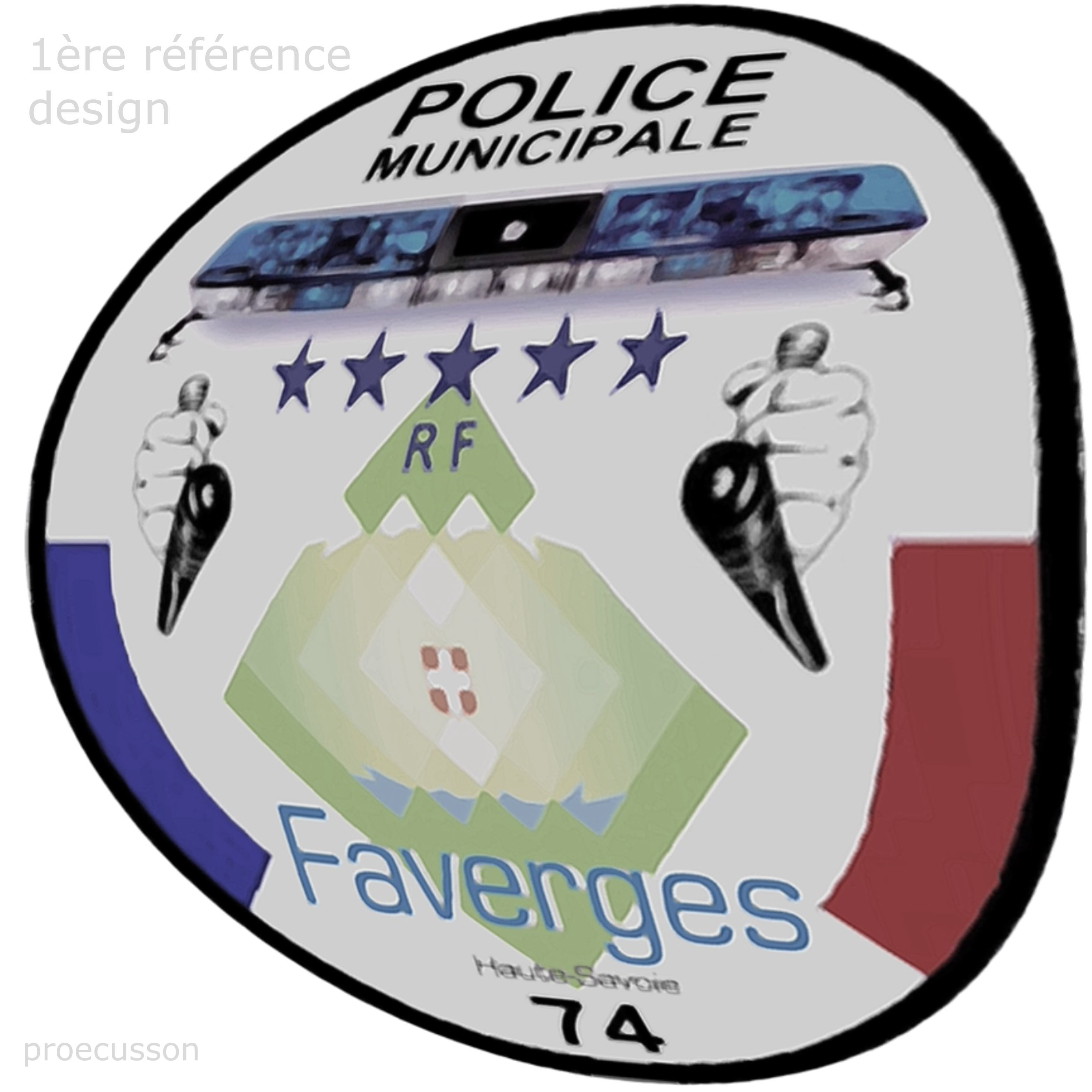 POLICE MUNICIPALE FAVERGES