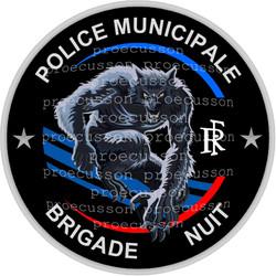 POLICE MUNICIPALE BRIGADE NUIT
