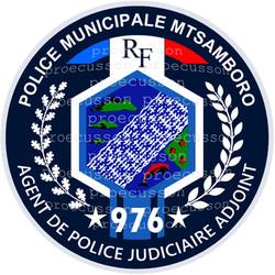 POLICE MUNICIPALE MTSAMBORO MAYOTTE