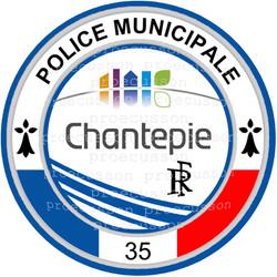 POLICE MUNICIPALE CHANTEPIE
