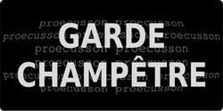 GARDE CHAMPÊTRE