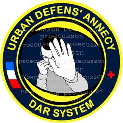 URBAN DEFENS' ANNECY DAR SYSTEM