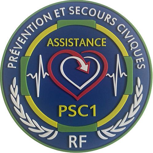 1S FRANCE PSC1 - 3 - PVC
