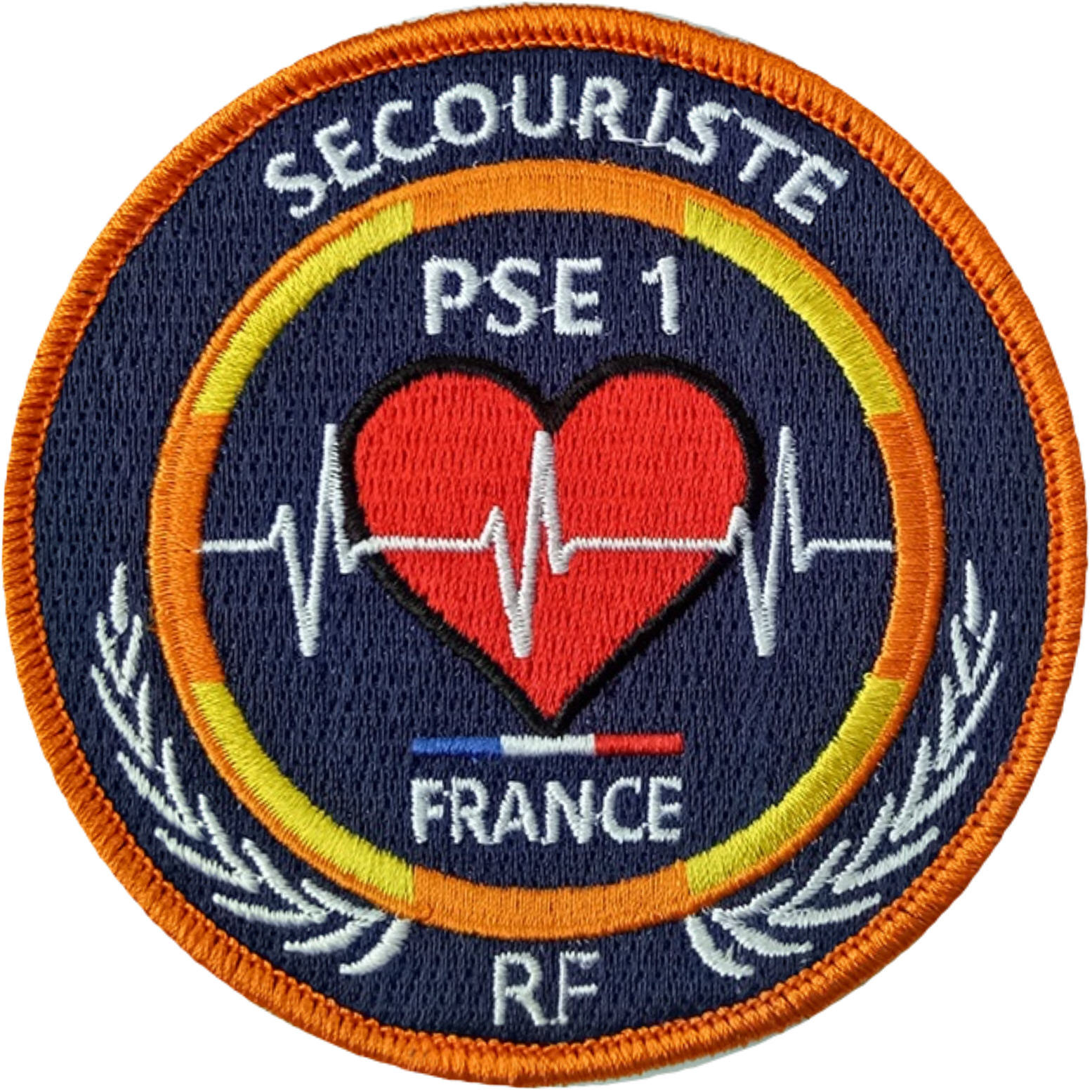 ÉCUSSON SECOURISTE PSE1