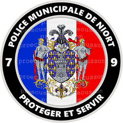 POLICE MUNICIPALE NIORT