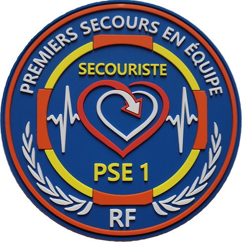 1S FRANCE PSE1 - 3 - PVC