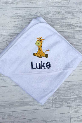 Cute Wild Animal Towel