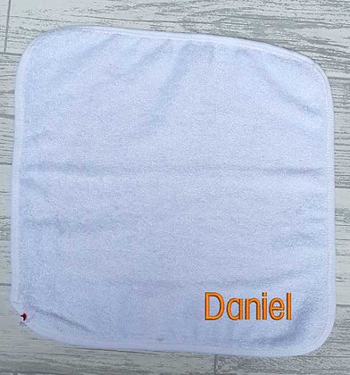 Personalised Wash Cloth