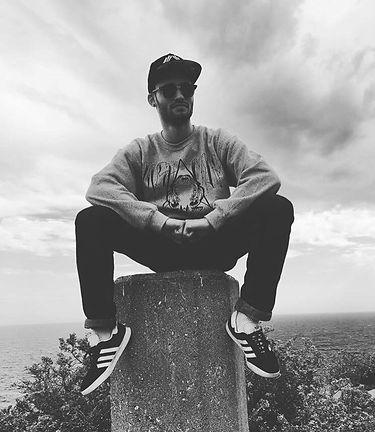Ανδρέας Λαμπρόπουλος hip hop δάσκαλος στη Danzza