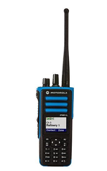 Motorola DP4801Ex
