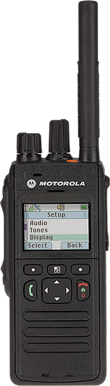 Motorola MTP3500 TETRA