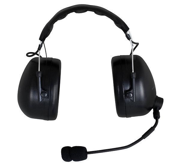 Headset Bullerdämpat