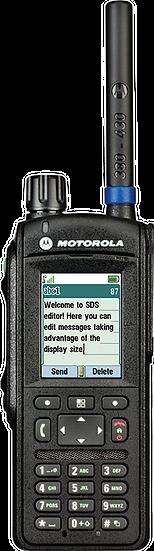 Motorola MTP6550 TETRA