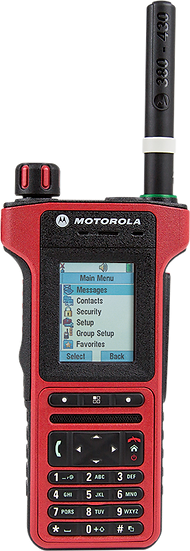 Motorola MTP8550Ex TETRA