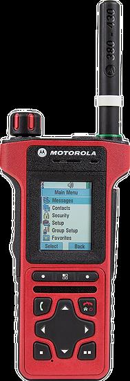 Motorola MTP8500Ex TETRA