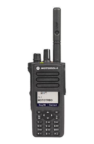 Motorola DP4800e/4801e