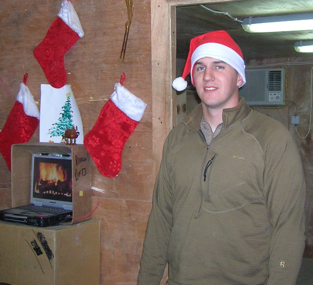 Terry - Iraq, Christmas 2008