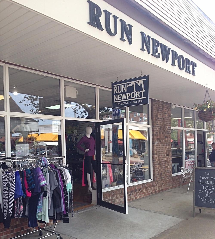 Run Newport at Long Wharf Mall
