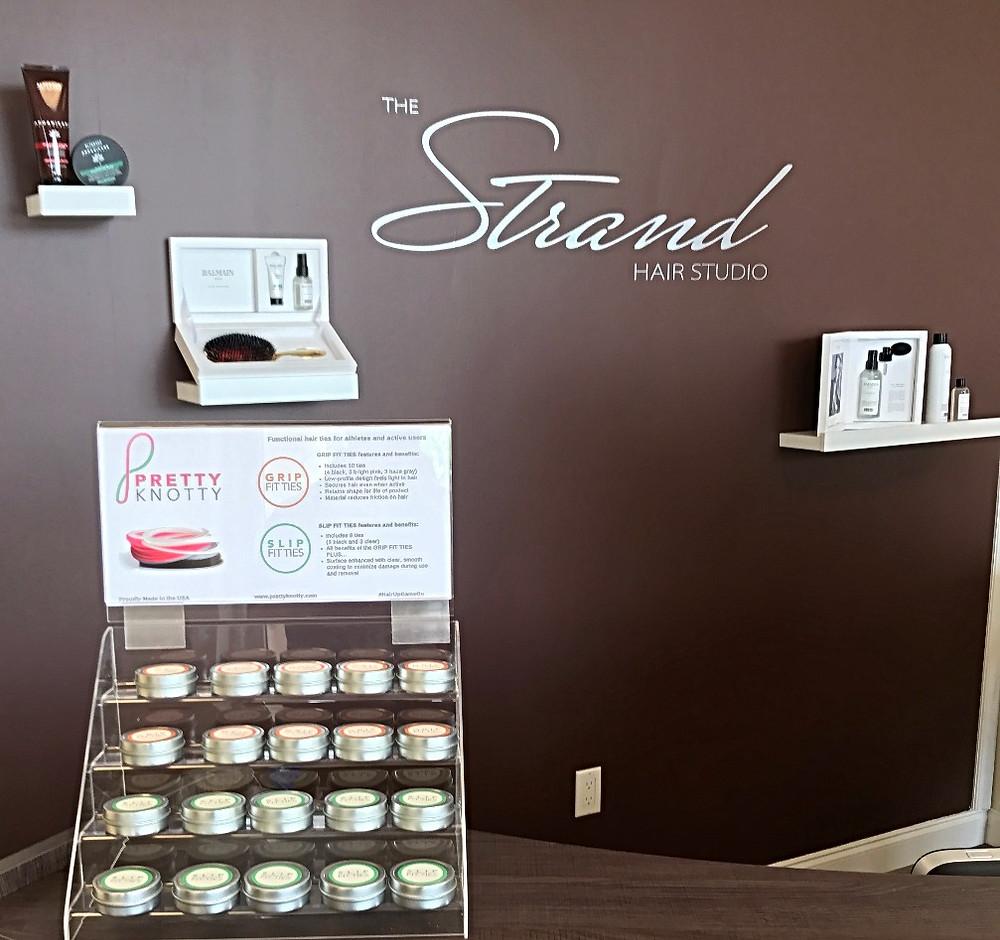 FIT TIES at The Strand Hair Studio - Bonita Springs, FL