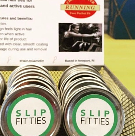 SLIP FIT TIES Now Available at Charles River Running