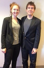 Shelly Nicholas and Jacob Eberhart - Pretty Knotty Co-Owners