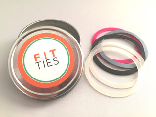 Announcing... FIT TIES! Rebranding Our Premium Hair Ties