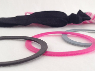 What's the Diff?  FIT TIES vs. Ribbon Hair Ties