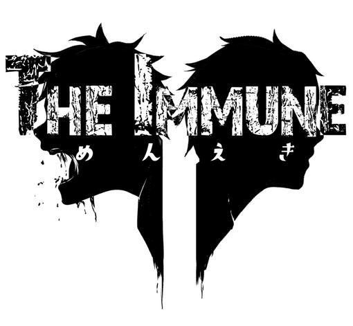 The Immune - Manga Logo