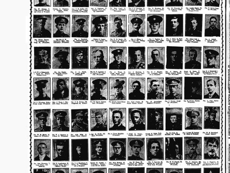 Bradford heroes - our lads in WW1