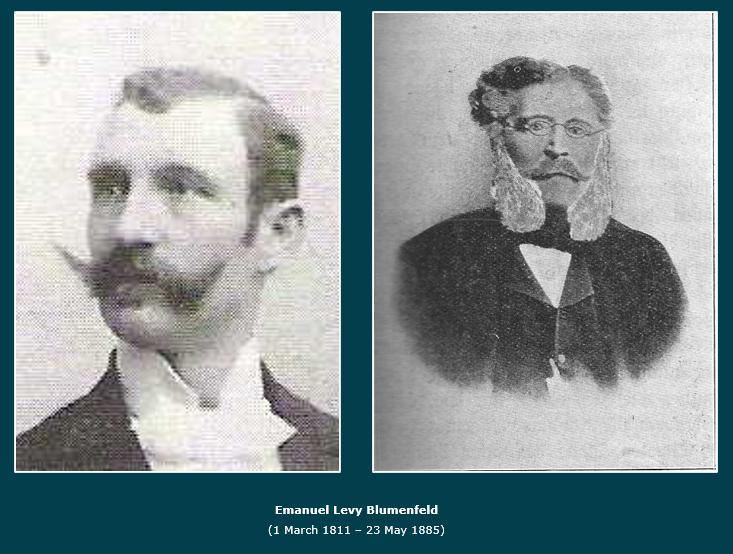 Emmanuel Levy Blumenfeld (1811-1885)