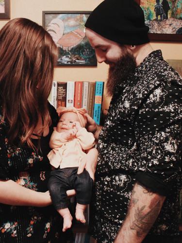 Kim, Logan & Ivy