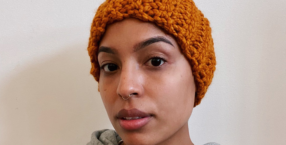Chunky Ribbed Headband