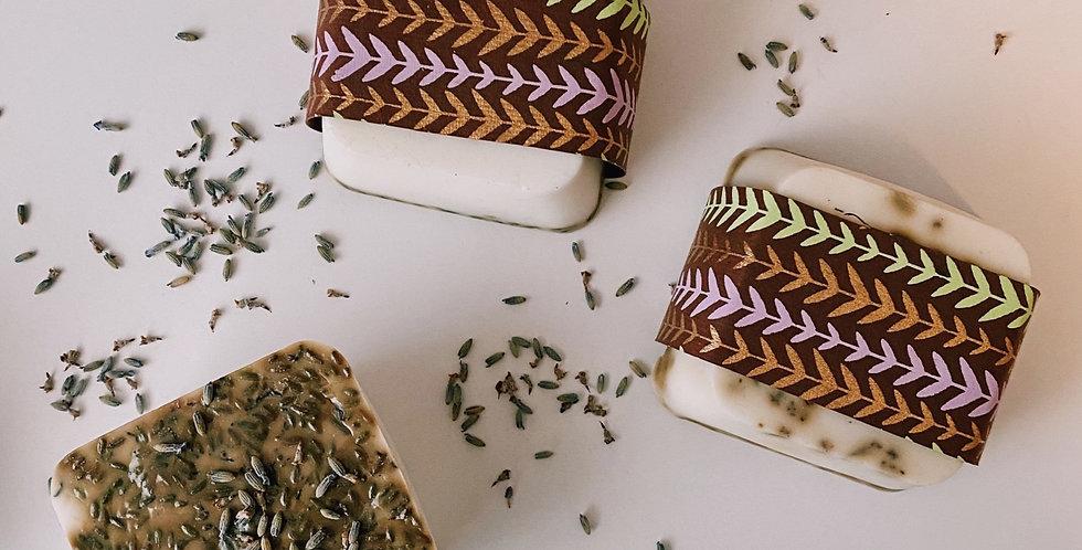 Shea Butter Lavender Bud Soap