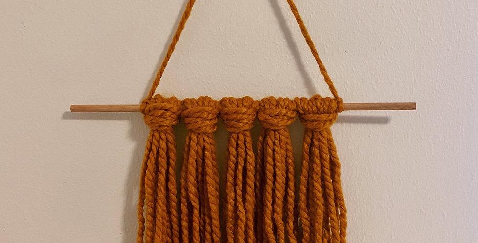 Butterscotch Hanging