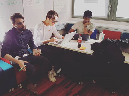 What is team future? What is an incubator?