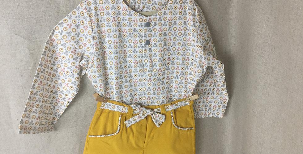 Short/chemise