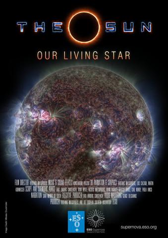 The Sun Planetarium show ESO