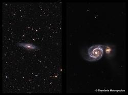 NGC7331 - M51 logo