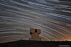 Aristarchos Dome Startrails